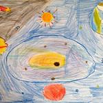 021 - La Galassia di Chiara 8 anni
