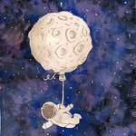 077 - Traveling with the moon di Siria 11 anni