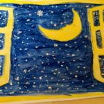 035 - Cielo stellato di Antonio 12 anni