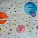 099 - Stelle e pianeti di Rita 11 anni