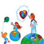 009 - Sognando nuovi pianeti di Francesco 11 anni