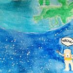 003 - Una passeggiata spaziale di Fabrizia 13 anni
