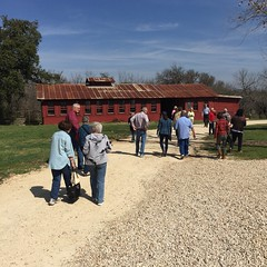Tour of Hardberger Park with former San Antonio Mayor Phil Hardberger