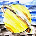 098 - Saturno di Luciana 9 anni