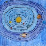 093 - Al chiaro dei corpi celesti di Tommaso 8 anni