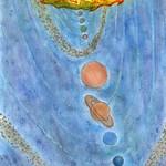 074 - Il Sistema Solare di Davide 9 anni