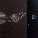 025 - Il Sistema Solare di Emanuel 9 anni