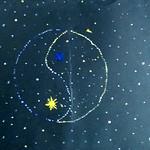 070 - Emozioni cosmiche di Aissatou 9 anni