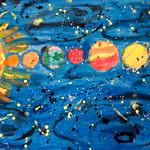 026 - Il mio Sistema Solare di Sofia 7 anni