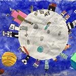 051 - Villaggio Lunare di Lidia 9 anni