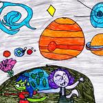 016 - Su un pianeta sconosciuto di Olga 6 anni