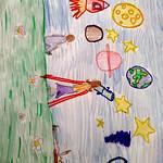 005 - Guardare i pianeti di Morena 7 anni