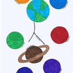 057 - Il segno del Cancro fra i pianeti di Francesca 13 anni