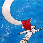 038 - I sogni si aggrappano alla Luna di Lucrezia 13 anni