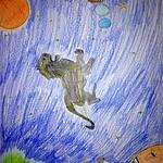092 - Il cielo con i miei colori di Giuseppe Maria Pio 12 anni