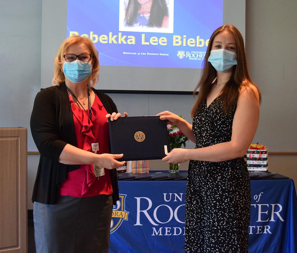 Medical Technology Program Graduation Ceremony 2021