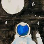 063 - L'astronauta di Melanye 12 anni
