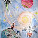 001 - Esplorazione spaziale di Amerigo Alberto 13 anni