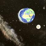 076 - L'Universo e i suoi misteri di Isabel Francesca 12 anni