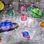 022 - I colori del Sistema Solare di Aiello 11 anni