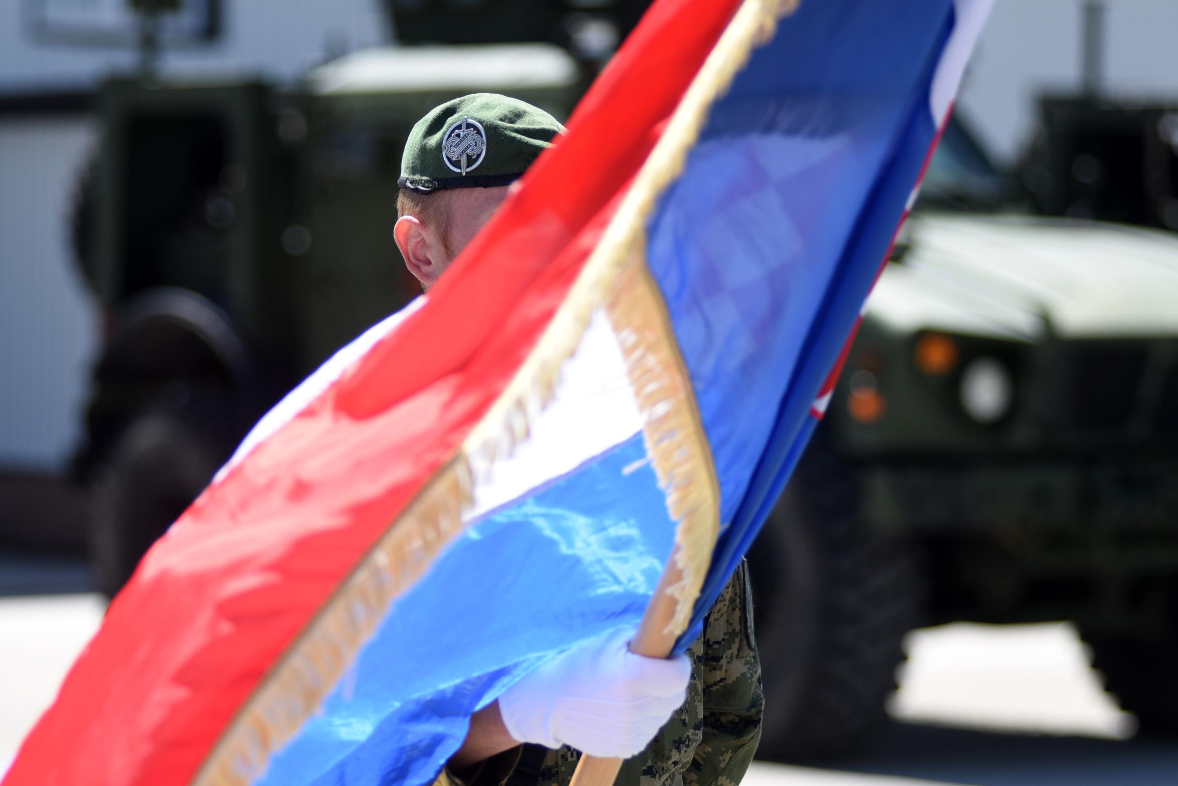 U Delnicama svečano obilježena 30. obljetnica osnutka specijalnih postrojbi HV-a