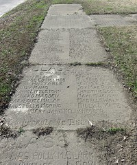 Old Earle High School Sidewalk (Earle, Arkansas)