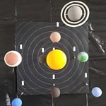 1 - Sistema solare di Francesco 13 anni_a