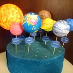 25. Il Sistema Solare di Samuele 7 anni
