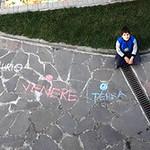 1. Il mio sistema solare di Loris 9 anni