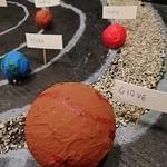 2. Il mio sistema solare di Giada 9 anni