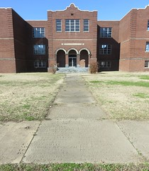 Old Earle High School (Earle, Arkansas)