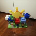 21. Il Sistema Solare di © Lego di Sebastian 8 anni