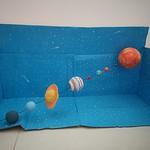 9. L'universo in una scatola di cartone di Elena 10 anni