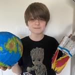 8. Pussa via, coronavirus! di Edoardo 10 anni
