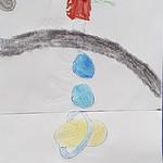 23. La danza dei Pianeti di Giada 8 anni