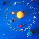 18. Il mio Sistema Solare di Loris 7 anni
