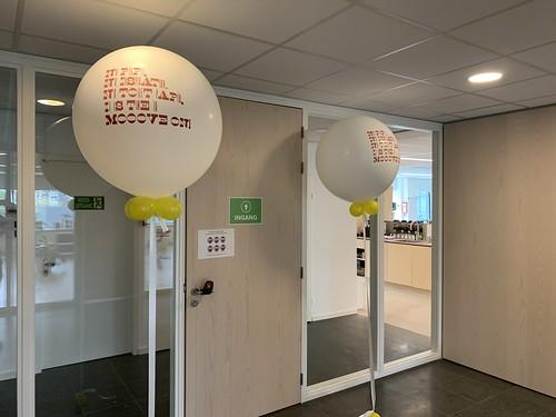 Cloudbuster Rond Bedrukt Fabrique Rotterdam