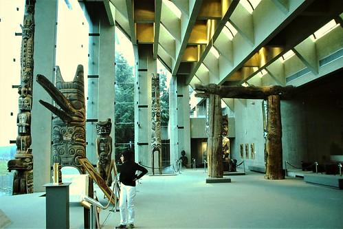 Anthropological Museum, UBC