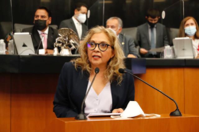 19/05/2021 Tribuna Diputada María De Los Ángeles Huerta Del Río Senado De La República Sesión Permanente