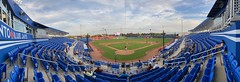 Panorama of TD Ballpark