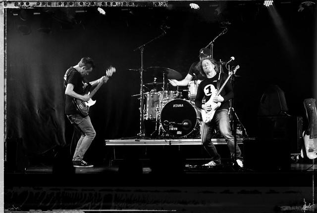 Photo:Thomas Blug's Rockanarchie By Thomas Minnich