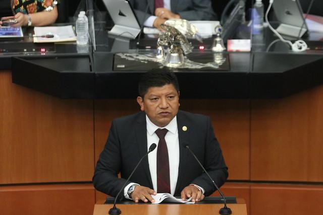 19/05/2021 Tribuna Diputado Jaime Humberto Pérez Bernabe Senado De La República Sesión Permanente