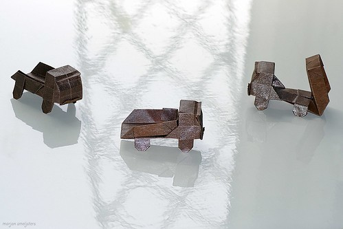 Origami Tripper Truck (Max Hulme)