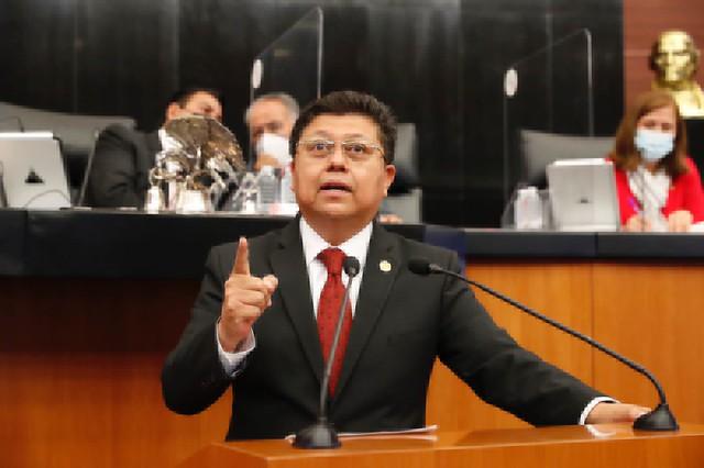19/05/2021 Tribuna Diputado Rubén Cayetano Senado De La República Sesión Permanente