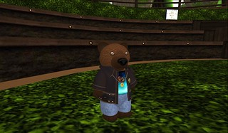 22ndMay2021: Art Walk Story Time with Derry and Bear!