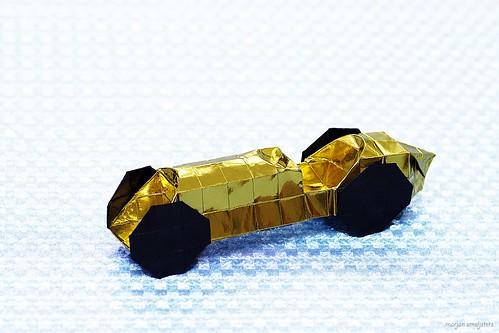 Origami Bugatti (Max Hulme)