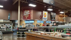 One more view of the deli-hot foods counter