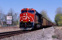 BBQ and IC Coal Trains