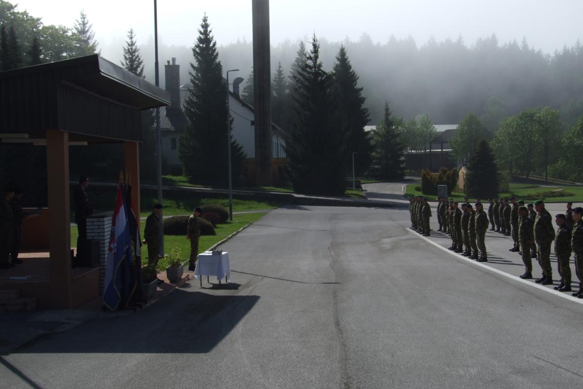 Zapovjedništvo specijalnih snaga obilježilo 30 godina HV-a