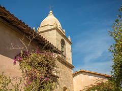 Armchair Traveling - Carmel Mission, Carmel, California